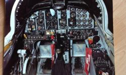 "- CF-5 cockpit, photo paper, 24"" x 20"" $10 - RAF Fighter Command poster 35.5"" x 25"" $5 - Harvards, silver and yellow in formation, 27"" x 19"" $5 - AC B-777 300ER 20"" x 30"" $7 - CAF Fighter Group F-18 18"" x 24"" $5"
