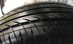 I have a set of 4, like new condition, 215/60/R16 Westlake tires for sale