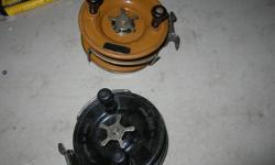 """Alvey Salmon Reels. I have 2 at $15.00 and $20.00 each. In very good condition. ITS A HOUSE NUMBER SO DO NOT TEXT. """"""""DO NOT"""""""" CALL BEFORE 8 am. OR AFTER 9:00 pm. CASH ONLY. PICKUP ONLY VIEW MAP for general location. View poster's list for this Seller's"""