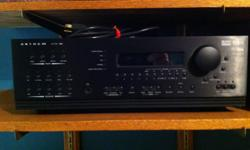 """Description Model: AVM 20 surround-sound processor Price: $3199 USD ($3399 as of January, 2003) Dimensions: 17.25""""W x 17.25""""D x 5.9""""H Weight: 27 pounds Features Dolby Digital, DTS, THX Surround EX THX Ultra certified FM/AM tuner Six-channel analog input"""
