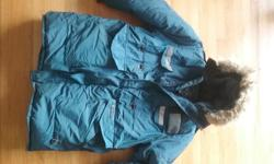 Snow Goose arctic parka men's xl with new solid fuel heaters