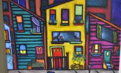 Art by Maureen Purtell   all origanl paintings  all different sizes acrylic on canvas and canvas board $75.00 each. You can also see some of my work at the Nanaimo Art Gallery Gift Store located on Commercial Street in downtown Nanaimo  I also create my
