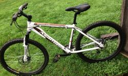 Asaman Adult Mountain Bike Front Susp Disc Brakes