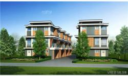 # Bath 3 Sq Ft 1529 # Bed 3 Urban 8 is a new Upscaler 8 unit Townhouse development in the heart of Langford. 3 spacious bedrooms, 2.5 bathrooms and double garage. Balcony and patio area. Walk to Westshore Mall, City Center park for world class sporting