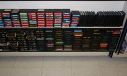 Item: We have a selection of both Atari and Intellivision cart and in box games. Games are generally fairly cheap at $3-$5 per game except certain circumstances for rarer and more obscure titles. All games & consoles come with a one month warranty. Thanks