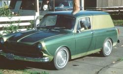Make Volkswagen Colour Green Trans Automatic kms 136000 Engine re-built at 110000 miles First picture taken in the 1970's. Second and third taken in June, 2016.