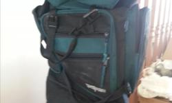 """Highpoint"" backpack. Good shape."