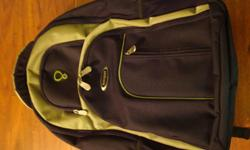 Backpack, NEW has a pocket for laptops . Text me 604-500-0757 or send email yuhanmadden@gmail.com