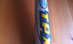 2 Metal Baseball Bats 1). Louisville Slugger TPX 32in 24 oz 2). Easton Hammer 33in 30oz ... 2 5/8 dia Barrel $15.00 Each