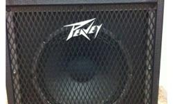 Gently used black amp. See other ad for bass.