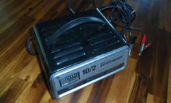 Schumacher 12 Volt Dual Rate Battery Charger used only 2 times Like New in Duncan