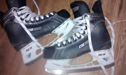 Used one season, great condition Bauer Supreme One 55 Skate Size 5.5 $45.00 firm