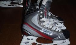 Bauer Vapor X Shift hockey skates,sz 5.5,great shape,superfeet insoles