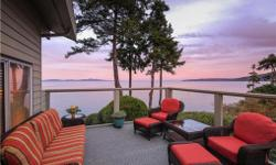 # Bath 3 Sq Ft 4330 MLS 366313 # Bed 4 Beautiful waterfront home with breathtaking views of Mt. Baker and easy beach access! Situated on a large .645 acre lot, this 4330 sqft home has room for the whole family with 4 beds/3 baths plus a den, loft area,