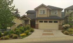 # Bath 2.5 Sq Ft 2300 # Bed 3 2010 built 3 bed 2.5 bath with den. 2300 sq ft. 2 syklights private yard. double garage. dead end rd. grantite in kitchen and hard wood throughout main floor. must see...