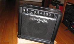 great starter guitar amp,used it 2 times sitting here doing nothing ,must sell 85 obo