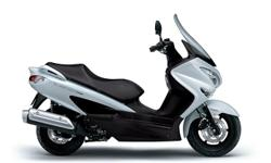 $3999 New 2016 Suzuki Burgman 200 ABS Demo 5 year Warranty $4499 Used 2007 Burgman 650 $4499 Used 2009 Yamaha T-Max 500 $8999 New 2016 Suzuki Burgman Executive With 5 Year Warranty Offer Expires Sept 30, 2016 Trades Welcome Financing available at