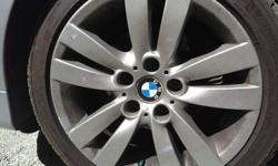 "Hello, I am looking for 3 or 4 BMW wheels identical to those shown in the pics. 17"" only. Style 161 only. Please call or email if you have any for sale... Thanks, Doug"