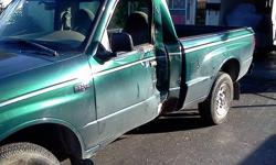 Looking for somebody to do some body work on my 98 Mazda pickup.In the Chilliwack area.