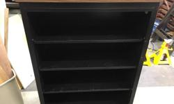 """Built Very Strong, Storage Shelving Unit. Clear Coated, Maple Shelves Not Shown in Photo. The Maple Shelves have Solid Edging. Also Good for Book Case I Also have a Brochure Rack for sale $75.00 48"""" inches W x 30"""" inches High aprox. Text 250-667-5188"""