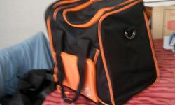 Bowling bag as new.
