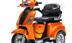 BEST IN CLASS MOBILITY SCOOTERS HERE. *48V20AH lead acid battery *500w-800W with reverse *27 km/hr travel speed *Travel up to 50km on a full charge * 440lbs load capacity *Front HYDRAULIC !!! and rear drum brakes *10 x 3.00 tires CALL THE GIO SUPER STORE