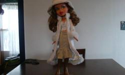 Large Bratz doll is in great shape.