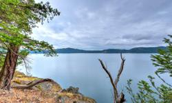 Sq Ft 700 MLS 369843 Come build your dream home! This sun drenched acreage oceanfront residence perfect for either year-round living or tranquil retreat on unspoiled Gulf Island Saturna - Part of the prestigious Old Point Farm with anonymity, tax free
