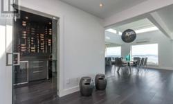 # Bath 4 # Bed 5 Stunning Ocean Views! Sitting high in prestigious Dean Park Estates this 4,459 SF Modern West Coast home showcases breathtaking Ocean Island & Mountain views! Custom Rebuilt home by Ryan Hoyt Designs boasts quality finishes & designer