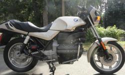 BMW 1988, K100. 1000cc. 50,000 K. Corbin seat Good shape, Excellent riding bike.