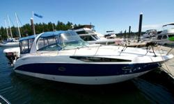 """WOW! WOW! WOW! - 2008 340 BAYLINER SUNBRIDGE - BRAND NEW CONDITION!!.....WE'RE ALWAYS HAPPY TO SELL THIS REPEAT CLIENT'S VESSELS - TRULY A """"SHOW STOPPER"""" AND A MUST SEE IN PERSON..... .....M/V """"WINE DOWN"""" WAS LAUNCHED FOR THE FIRST TIME IN 2013 AND HAS 45"""