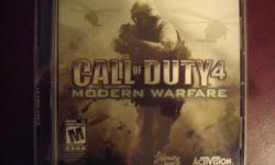 Call of duty 4 modern warfare for PC $10 The elder Scrolls III 3 morrowind for PC also have official strategy guide for morrowind pc and xbox version $10 Tom Clancys Splinter cell pandora tomorrow for PC $5 Final Fantasy 8 VIII for playstaion 1 PS1 (BLACK