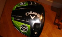 Mens right hand with stiff flex Callaway Razr Fit Extreme 9.5 degree adjustable driver Adjustable heel and toe weights as well as adjustable hosel: Standard, Closed and Open. Aldila Trinity 65g stiff shaft Very good condition, almost new midsize Golf