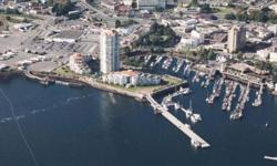 # Bath 2 Sq Ft 1089 # Bed 2 The Cameron Island Specialist presents: Waterfront side. If you desire a waterfront condo that offers the best of Nanaimo Harbour, with the Coastal Mountains, Protection and Newcastle Islands as the backdrop, then you will want