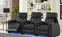 1 pc Banpire Top Grain Leather Power Recliner 1 pc Top Grain Leather Power Recliner $ 600 2 pc loveseat Top Grain Leather Power Recliner $ 1150 4 pc sofa Top Grain Leather Power Recliner $ 1550 *Genuine top grain leather on all seating surfaces including
