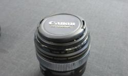 Canon Lens EF 85mm f/1.8 USM Medium Telephoto Lens