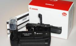 Hi, I am selling a CANON BG-E7 BATTERY GRIP (EOS 7D) in excellent condition. I am selling it because I am not using it. I am asking $75 (firm). http://www.henrys.com/54353-CANON-BG-E7-BATTERY-GRIP-EOS-7D.aspx Please ask for Lucien.