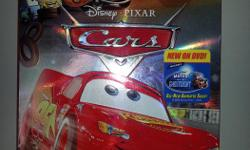 Cars fullscreen DVD. Great condition.