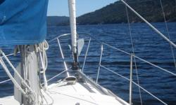 Catalina 27 Excellent condition. Roller Furler. Yanmar 1GM10 Sails Full Batten Main, Furling, Spinnaker all in excellent condition. Lazy Jacks. Force 10 Propane Heater. 3 Burner stove. Barbeque. SS Ladder. Inventory and maintenance information available