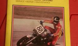 CB750 DOHC 1979-82 manual, used very little, $25 OBO