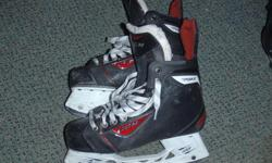 CCM RBZ skates,size 6.5 that fits like 7.5 in a Bauer,great shape