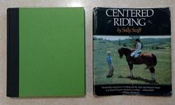 The original riding book by Sally Swift. Written to take your riding to another level. Great condition and half price!