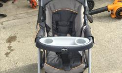 Two year old Chicco stroller