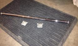"""This chin up bar is a good solid construction and is made of chrome plated steel tubing an is telescopic to fit various sized door ways or hallways from 26 1/2"""" to roughly 44"""" to be safe. At full extension with the two pieces apart but with ends touching"""