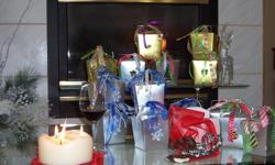 RELAX AT HOME AND HAVE THAT SPECIAL GIFT DELIVERED TO YOUR DOOR. CHOCOPRETZ IS SPECIALLY WRAPPED AND READY FOR THAT SPECIAL NAME TAG. AN ASSORTMENT OF WHITE AND DARK CHOCOLATE COATED PRETZELS......YUMMY!!! GREAT FOR A HOUSE WARMING GIFT OR AS A GOOD OLD