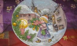 Gift of Joy, Goebel, Ist edition, Christmas in Kinderland series. 1982 excellent condition in original box.
