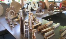 Christmas is coming! Be smart-shop early! If you love wooden Gifts or Toys, I have a lot of unique items. Browse my webpage @ http://www.woodengifts.ca/ and if you see something you would like -- give me a call or send an e-mail and I can have sent it to
