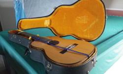 Classical Tatra guitar in excellent condition. Comes with rigid travelling case.     Tatra Guitars was a manufacturer of acoustic guitars from the former country of Czechoslovakia, Tatra. These guitars were most popular in the late 1960s and early 1970s.