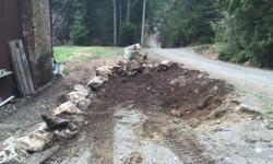East Shawnigan lake/Cliffside roughly 3 dump truck loads contact 2508839778