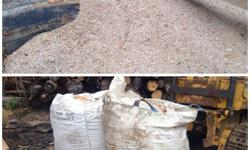 Clean fresh milled sawdust sold by the bag ( bags are equivalent to a truck load) we load the bag into your truck. Currently fir available.